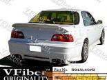 Задний бампер на Acura Legend 91-95 Cyber VFiber