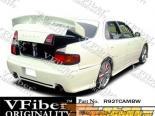 Задний бампер для Toyota Camry 92-96 Spyder VFiber