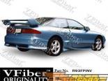 Задний бампер на Ford Probe 93-97 Invader VFiber