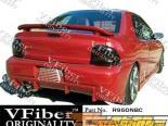 Задний бампер на Dodge Neon 95-99 TSC VFiber