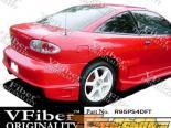 Задний бампер для Pontiac Sunfire 95-02 Drift VFiber