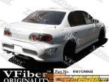 Задний бампер для Chevrolet Malibu 97-03 Kombat VFiber
