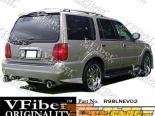 Задний бампер на Lincoln Navigator 98-02 EVO2 VFiber