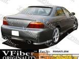 Задний бампер на Acura TL 99-03 Spyder VFiber