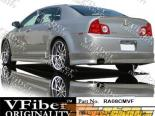 Накладка на задний бампер для Chevrolet Malibu 08-09 VFiber VFiber