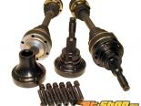 Driveshaft Shop 1200HP Level 5 Direct Bolt-In Axles w/Diff Stubs Dodge Viper Quaife Differential 96-02