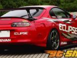 RIDOX Карбон задний Wide Крылья Toyota Supra 93-02