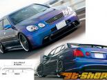 RIDOX Карбон GT-WING Lexus GS 98-05