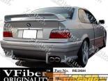 Задний бампер для BMW E36 92-98 Type H VFiber