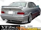Задний бампер на BMW E36 92-98 Reymer VFiber