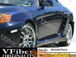 Задние крылья для Hyundai Tiburon 03-06 SC2 VFiber