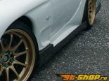 R Magic Side Step 01 Type A - Карбон - Mazda RX-7 FD3S 93-02