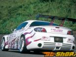 R Magic GT-Wing 02 Mazda RX-8 04-11