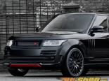 Kahn Design RS 600 Карбон Composite Wide Arch Package Land Rover Range Rover 13-14