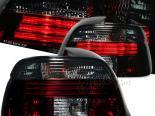 Задняя оптика для BMW 97-00 Тёмный красный