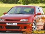 Rieger Eyelid Set Volkswagen Golf IV 99-05
