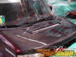 Карбоновый капот на Scion xB 2004-2007 N1 Стиль