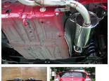 SEEKER выхлоп комплект 01 Type A Honda CR-Z 11-13