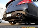 ARK нержавеющий DT-S Выхлоп выхлоп Tecno Quad Tip Hyundai Genesis Coupe 10-12