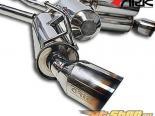 ARK нержавеющий GRIP Выхлоп выхлоп with Burnt Tip Infiniti FX50 AWD 09-13