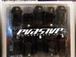 Muteki SR35 Lug Nuts - Чёрный (Open Ended) 12x1.25