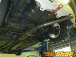 SR Factory N1 Racing выхлоп Honda Civic EK4 B16A 96-00