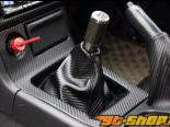 SR Factory Карбон Look Shift Boot Mitsubishi Evolution 7-9 03-07