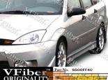 Обвес по кругу для Ford Focus 00-04 EVO5 VFiber