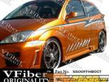 Обвес по кругу на Ford Focus 00-04 Octane VFiber