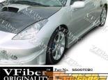 Аэродинамический Обвес для Toyota Celica 00-05 TSC VFiber