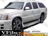 Пороги на Cadillac Escalade 02-06 Outlaw VFiber