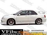 Пороги для Subaru Impreza WRX 02-07 Tracer VFiber