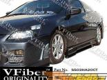 Обвес по кругу для Honda Accord 03-07 CW2 VFiber