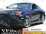 Обвес по кругу для Hyundai Tiburon 03-06 SC2 VFiber