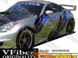 Аэродинамический Обвес для Nissan 350Z 03-08 Spirit VFiber