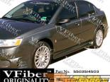 Пороги для Saturn Ion 03-07 SO3 VFiber