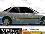 Пороги для Honda Accord 90-93 Titan VFiber