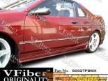 Обвес по кругу на Toyota Paseo 92-95 Blits VFiber