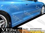 Пороги для Mazda MX6 93-97 TSC VFiber