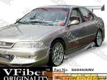 Пороги для Honda Accord 94-97 Invader VFiber