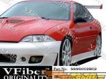 Пороги для Chevrolet Cavalier 95-05 BC2 VFiber