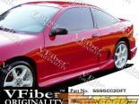 Пороги для Chevrolet Cavalier 95-05 Drift VFiber