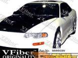 Пороги для Chrysler Sebring 95-00 Viper VFiber