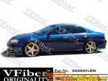 Пороги на Acura TL 99-03 Spyder VFiber