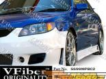Пороги для Mazda Protege 99-03 BC2 VFiber