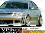 Аэродинамический Обвес для Volkswagen Jetta 99-04 Titan VFiber