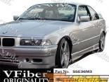 Пороги для BMW E36 92-98 M3 VFiber