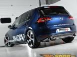Milltek Cat-Back выхлоп Volkswagen MK7 Gti 2015