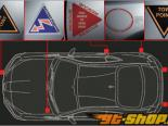 Subaru Genuine Racing Sticker Set Subaru BRZ 13+