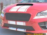 Grillcraft MX Series Чёрный капот Scoop Решетка радиатора Insert Subaru WRX | STI 2015